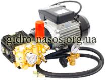 Электрический опрессовочный насос высокого давления